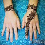 Фото браслет хной - 19072017 - пример - 083 Bracelet with henna
