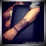 Фото браслет хной - 19072017 - пример - 084 Bracelet with henna