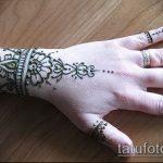 Фото браслет хной - 19072017 - пример - 085 Bracelet with henna