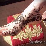 Фото браслет хной - 19072017 - пример - 087 Bracelet with henna