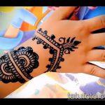 Фото браслет хной - 19072017 - пример - 090 Bracelet with henna