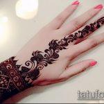 Фото браслет хной - 19072017 - пример - 097 Bracelet with henna