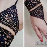 Фото браслет хной - 19072017 - пример - 099 Bracelet with henna