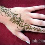 Фото браслет хной - 19072017 - пример - 102 Bracelet with henna