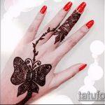 Фото браслет хной - 19072017 - пример - 103 Bracelet with henna