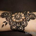 Фото браслет хной - 19072017 - пример - 105 Bracelet with henna