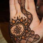 Фото змея хной - 21072017 - пример - 002 Snake with henna 12311123