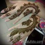 Фото змея хной - 21072017 - пример - 016 Snake with henna