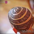 Фото змея хной - 21072017 - пример - 021 Snake with henna 12313112323
