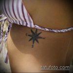 тату бикини №958 - эксклюзивный вариант рисунка, который удачно можно использовать для переделки и нанесения как тату бикини надпись