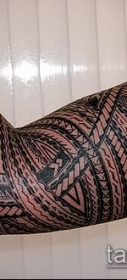 Фото тату с узором – 18072017 – пример – 061 Tattoo with pattern