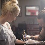 фото Больно ли делать татуировку от 27.07.2017 №002 - Is it painful to do a tattoo_tatufoto