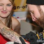 фото Больно ли делать татуировку от 27.07.2017 №006 - Is it painful to do a tattoo_tatufoto