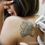 фото Больно ли делать татуировку от 27.07.2017 №009 - Is it painful to do a tattoo_tatufoto