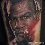 фото Тату Майка Тайсона на лице от 29.07.2017 №014 - Mike Tyson's Tattoo Face Tattoo