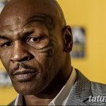 фото Тату Майка Тайсона на лице от 29.07.2017 №022 - Mike Tyson's Tattoo Face Tattoo