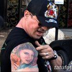 фото Тату Сильвестра Сталлоне от 27.07.2017 №030 - Sylvester Stallone Tattoo_tatufoto