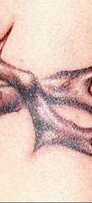 фото тату колючая проволока от 26.07.2017 №002 – Tattoo barbed wire_tatufoto.com