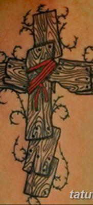фото тату колючая проволока от 26.07.2017 №030 – Tattoo barbed wire_tatufoto.com