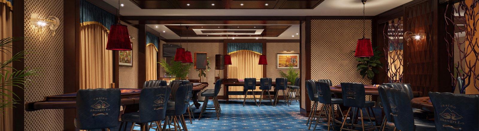 в Риге откроется казино сети Шангри Ла - фото 1