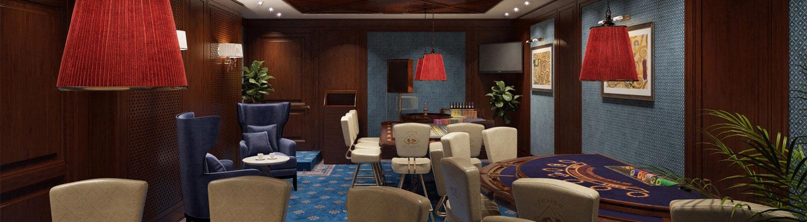 в Риге откроется казино сети Шангри Ла - фото 2