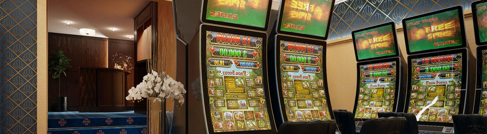 в Риге откроется казино сети Шангри Ла - фото 3