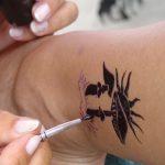 фото Временные тату от 12.08.2017 №041 - Temporary Tattoo_tatufoto.com