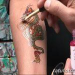 фото Временные тату от 12.08.2017 №042 - Temporary Tattoo_tatufoto.com