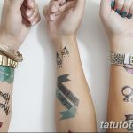 фото Временные тату от 12.08.2017 №048 - Temporary Tattoo_tatufoto.com