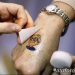 фото Временные тату от 12.08.2017 №056 - Temporary Tattoo_tatufoto.com