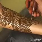 фото Как делать мехенди от 01.08.2017 №004 - How to make mehendi_tatufoto.com