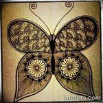 фото Мехенди бабочка от 01.08.2017 №002 - Mehendi Butterfly_tatufoto.com