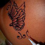 фото Мехенди бабочка от 01.08.2017 №015 - Mehendi Butterfly_tatufoto.com