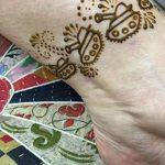 фото Мехенди бабочка от 01.08.2017 №043 - Mehendi Butterfly_tatufoto.com