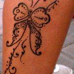 фото Мехенди бабочка от 01.08.2017 №053 - Mehendi Butterfly_tatufoto.com 234242