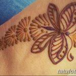 фото Мехенди бабочка от 01.08.2017 №068 - Mehendi Butterfly_tatufoto.com
