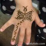 фото Мехенди бабочка от 01.08.2017 №073 - Mehendi Butterfly_tatufoto.com