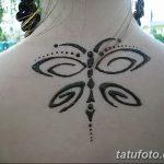 фото Мехенди бабочка от 01.08.2017 №091 - Mehendi Butterfly_tatufoto.com