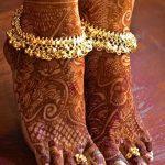 фото Мехенди на пальцах ног от 18.08.2017 №052 - Mehendi on toes_tatufoto.com