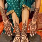 фото Мехенди на пальцах ног от 18.08.2017 №091 - Mehendi on toes_tatufoto.com