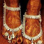 фото Мехенди на пальцах ног от 18.08.2017 №108 - Mehendi on toes_tatufoto.com