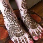 фото Мехенди на пальцах ног от 18.08.2017 №130 - Mehendi on toes_tatufoto.com