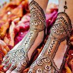 фото Мехенди на пальцах ног от 18.08.2017 №138 - Mehendi on toes_tatufoto.com