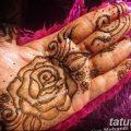 фото Мехенди роза от 19.08.2017 №077 - Mehendi Rose_tatufoto.com