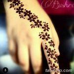 фото Мехенди цветок от 16.08.2017 №057 - Mehendi flower_tatufoto.com
