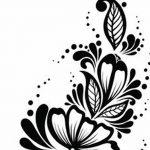 фото Мехенди цветок от 16.08.2017 №059 - Mehendi flower_tatufoto.com