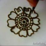 фото Мехенди цветок от 16.08.2017 №095 - Mehendi flower_tatufoto.com