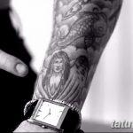 фото Тату Джастина Бибера от 08.08.2017 №038 - Justin Bieber's Tattoo_tatufoto.com