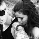 фото Тату Джастина Бибера от 08.08.2017 №039 - Justin Bieber's Tattoo_tatufoto.com