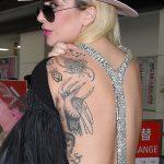 фото Тату Леди Гаги от 25.08.2017 №008 - Tattoo 13 - Lady Gaga Tattoo - tatufoto.com
